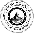 Miami County Logo for JFS