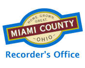 Miami County Logo for Recorder