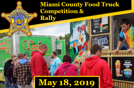 Miami County Food Truck Competition & Rally
