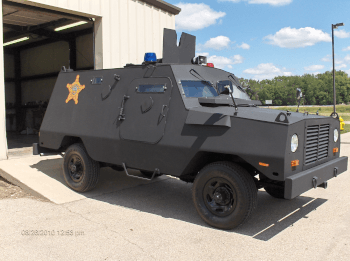 Tactical Armored Vehicle